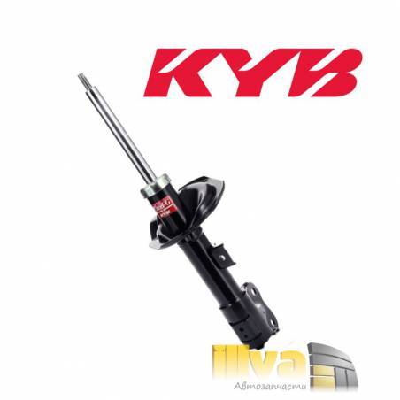 Стойки на Лансер Каяба передней подвески KAYABA Excel-G с газовым упором на а/м MITSUBISHI Lancer (компл-т 2шт. прав./лев.) KYB-339117/339118 под 16R колёс и клиренс 165мм без опции