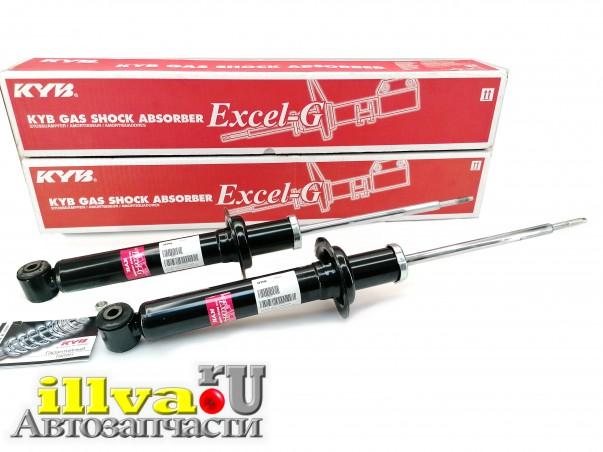 Стойки задние Каяба KYB Excel-G газовые ВАЗ 2114 2110 2170 Приора - 2шт 341824