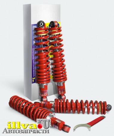 Комплект стойки и пружины подвески в сборе SS20 Tour Комфорт для квадроциклов Baltmotors Jumbo 700 (4шт)(32210/42126-max-00)