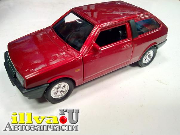 Модель автомобиля LADA 2108 SAMARA (размер 1:36) (коллекционная игрушка)