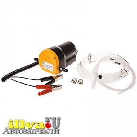 Насос для перекачки масла и топлива автоматический роторный 12 В 0,2-1,5 литров в минуту Skyway S08801009