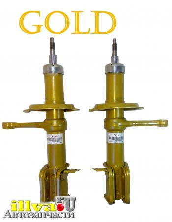 Амортизаторные стойки передней подвески GOLD на автомобили ВАЗ 2108 LADA SAMARA (2шт.) (2108-2905002)
