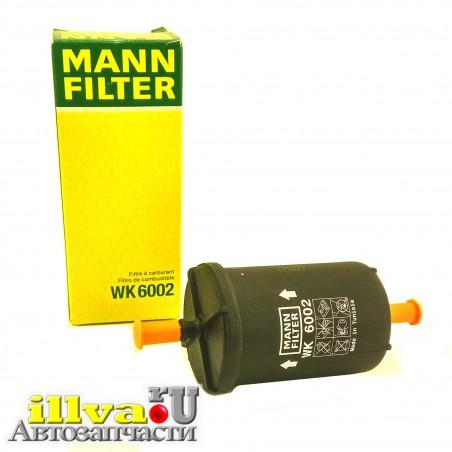 Фильтр топливный Mann CITROEN, FIAT, PEUGEOT, RENAULT WK6002