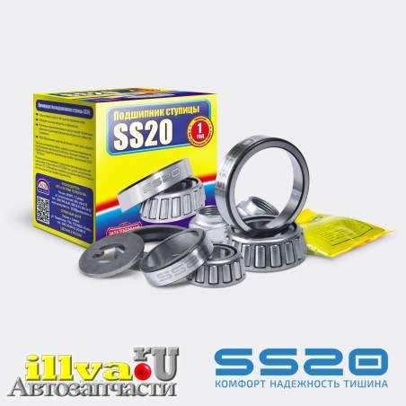 Подшипник передней ступицы SS20 (CC20) для а/м ВАЗ 2101-07 (ремкомплект)(21010-3103025-01, 21010-3103020-01) SS52101
