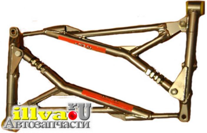 Треугольные рычаги iQ Racing Technology для а/м. ВАЗ 2108, 2110, 1118 калина, 2170 приора и 2190 гранта (2шт.)