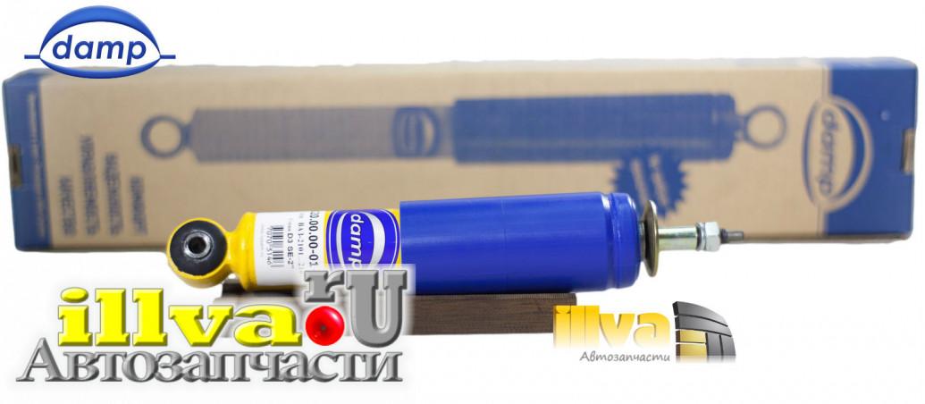Амортизаторы передней подвески  ВАЗ-2101 DAMP (Газомаслянные) с занижением -50мм (2шт) (D3 SE-2