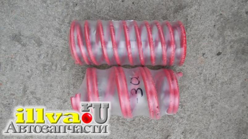 Пружины задние Технорессор с занижением -30 мм на автомобиль Hyundai Solaris, Kia rio