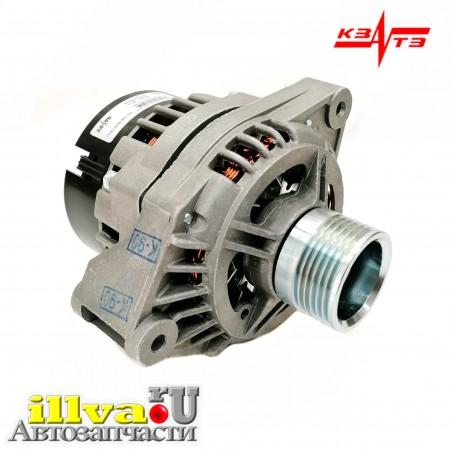 Генератор ВАЗ 2110 2112 Приора до 2009 года 140 А двигатель с ЭСУД КЗАТЭ 9402.3701C