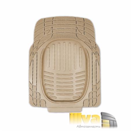 Комплект ковриков в салон, универсальных Autoprofi Transform TER-001 BE