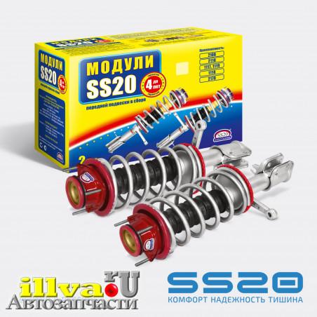 Модуль передней подвески SS20 Стандарт с опорой Спорт для ВАЗ 2108, 2109, 21099 (2шт)  SS99120