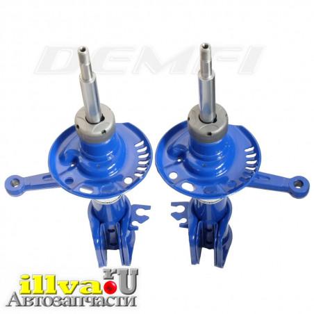 Амортизаторы передние «DEMFI Komfort OIL» серии Комфорт на автомобили ВАЗ 2190 GRANTA (2шт.) (2190-2905002)