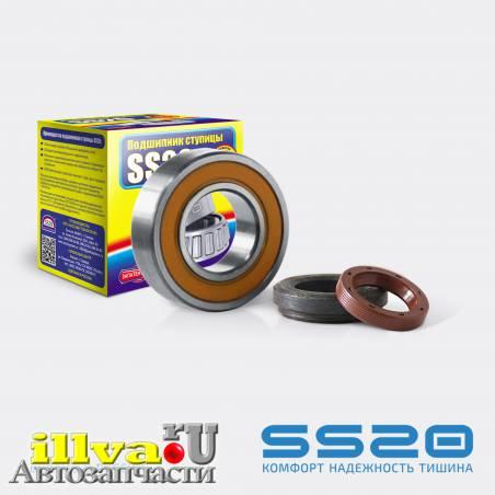 Подшипник полуоси SS20 (СС20)для а/м ВАЗ 2121 НИВА (ремонтный комплект)(2121-2403080) SS52103