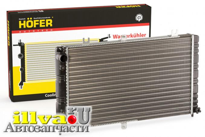 Радиатор охлаждения 2170 Приора HOFER Германия (HF708420)