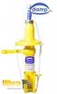 Стойки передней подвески ВАЗ-2108 DAMP с занижением -70мм (Газомаслянные) (2шт) (D3 SE-70