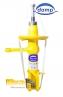 Стойки передней подвески ВАЗ-1119 Kalina DAMP (Газомаслянные) (2шт) (D3 СТ 113.00.00L/R)