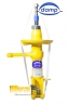 Стойки передней подвески ВАЗ-2190 Granta DAMP с занижением -50мм (Газомаслянные) (2шт) (D3 SE-2