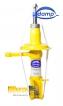Стойки передней подвески ВАЗ-2110 DAMP с занижением -70мм (Газомаслянные) (2шт) (D3 SE-70